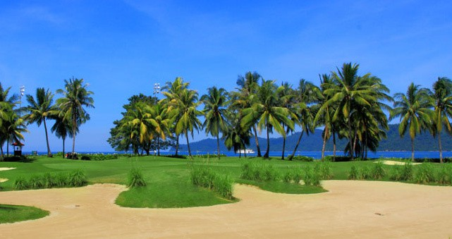 Sutera harbour golf club