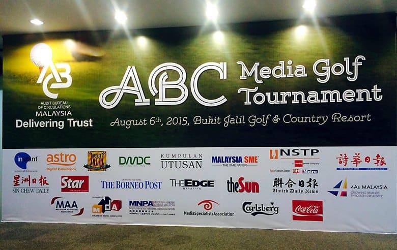 golf event malaysia