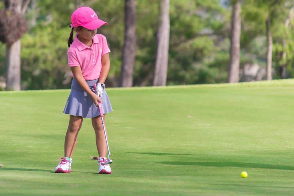 junior golf lessons malaysia